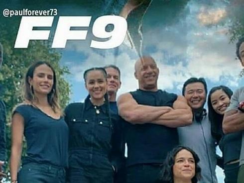 Fast and Furious 9 : L'arrivée d'un 1er teaser annoncé par Vin Diesel
