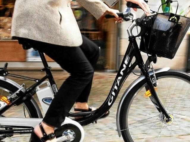 Avec la grève, une génération de convertis au tout vélo