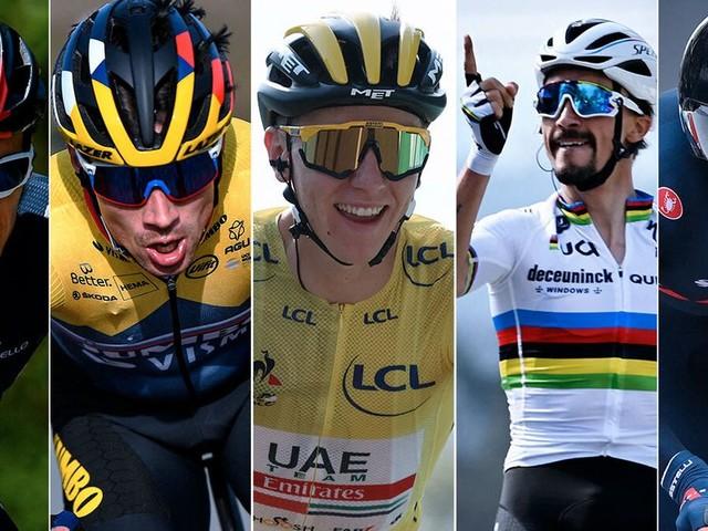 Tour de France 2021: de sacrés candidats pour succéder à Pogacar