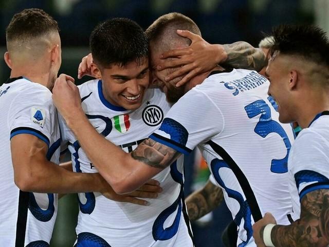 Italie: la recrue Correa sort l'Inter du piège face à Vérone (3-1)
