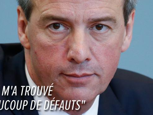 """Affaire Nethys: Stéphane Moreau estime avoir été jugé """"comme un socialiste et non comme un digireant économique"""""""