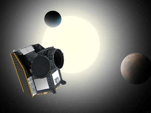 Le télescope spatial Cheops va nous aider dans la recherche d'une vie extraterrestre