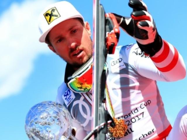 Ski: fracture d'une malléole pour Hirscher, incertain pour le début de saison