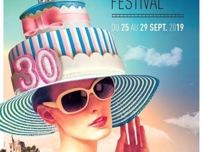 L'affiche du Dinard Film Festival 2019 : en direct ici du 25 au 29/09/2019