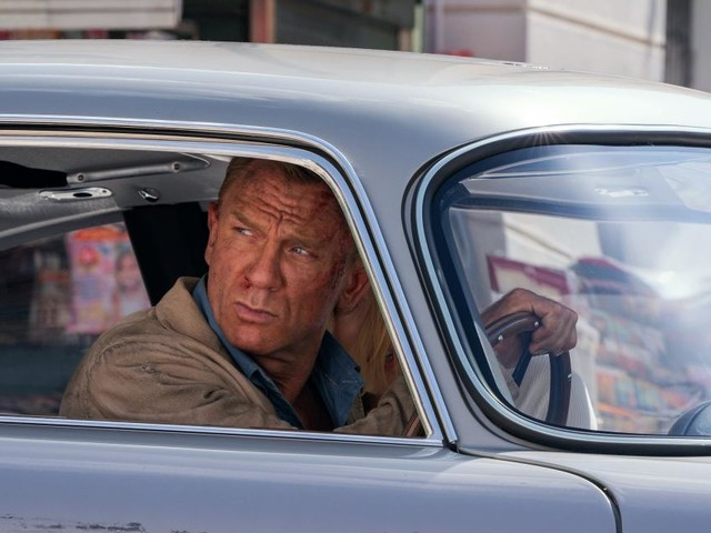 Aston Martin lance sa promo du prochain James Bond avec un clip de 30 secondes