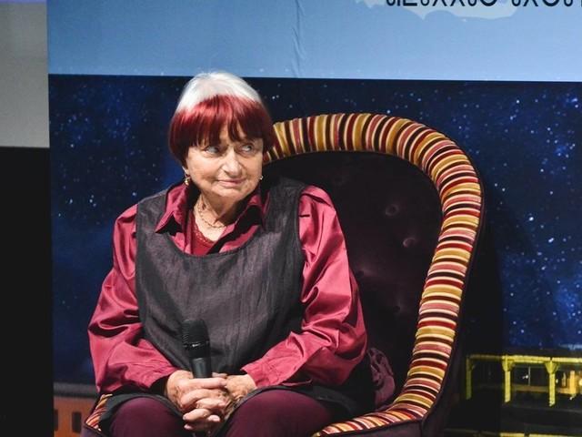 """Agnès Varda: """"Quand j'ai commencé, je n'avais aucune connaissance et pas un sou"""""""