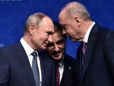 Poutine et Erdogan cherchent à apaiser les tensions en Syrie