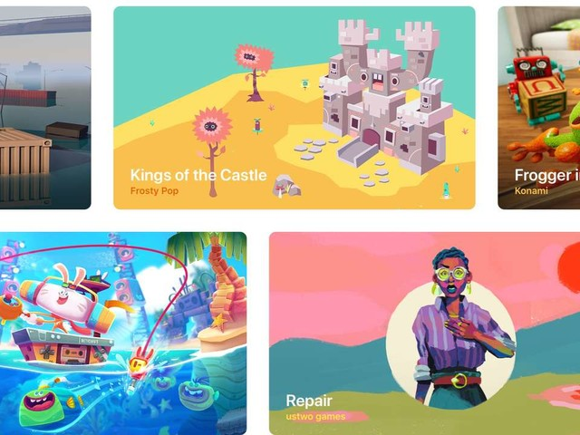 Avec Apple Arcade, le jeu vidéo mobile espère décrocher ses lettres de noblesse