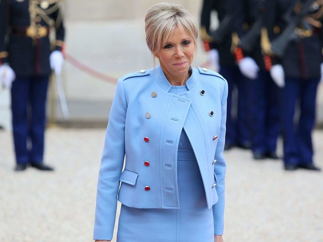 """Une pétition """"contre le statut de première Dame pour Brigitte Macron"""""""