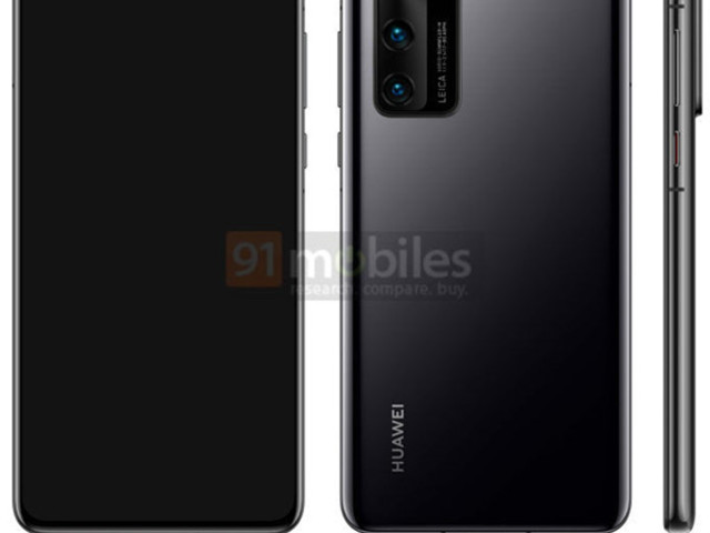 Huawei P40 : Kirin 990 et triple capteur photo