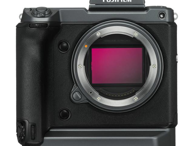 Hybride Fujifilm GFX100: vers 100 millions de pixels stabilisés!