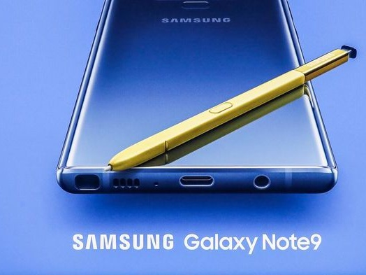Le nouveau Galaxy Note 9 Super Puissant, pour les férus des dernières innovations