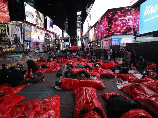 The World's Big Sleep Out: une nuit dans la peau d'un sans-abri