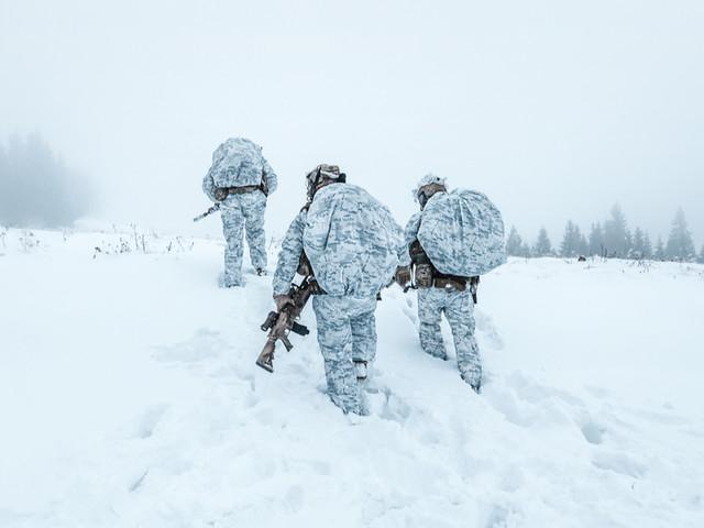 L'armée américaine développe un dispositif pour garder les mains au chaud même sans gants
