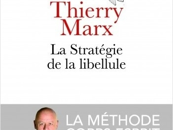 Amélie Nothomb et Thierry Marx interrogés par Laurent Delahousse dimanche soir.