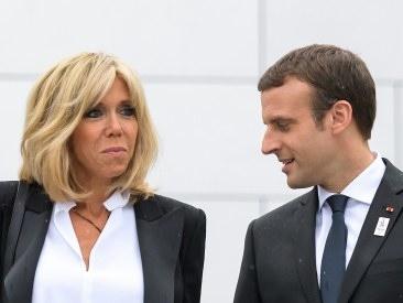 Brigitte et Emmanuel Macron fêtent leur 10 ans mariage en toute intimité !