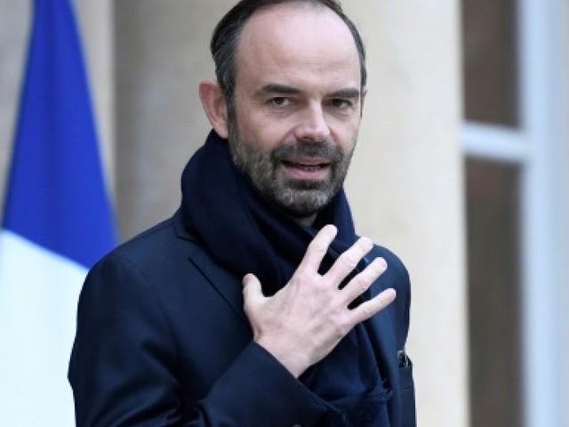 """Edouard Philippe à Notre-Dame-des-Landes, pour """"voir et écouter"""""""