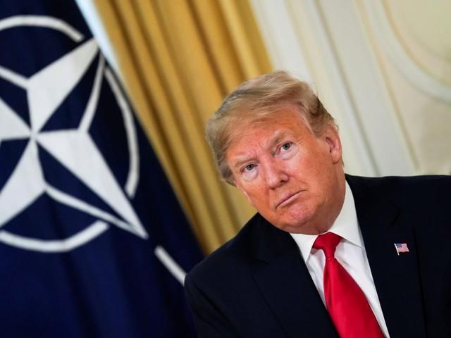 """""""Je ne laisserai pas la France taxer les entreprises américaines"""", prévient Trump"""