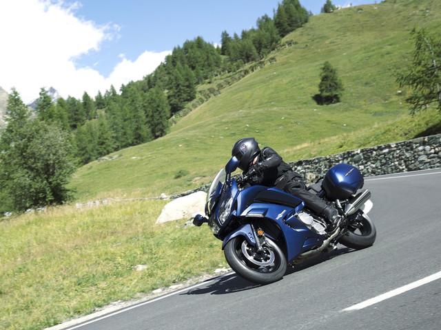 Nouveau coloris pour les Yamaha FJR1300
