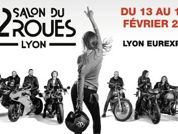 Salon du deux-roues de Lyon 2020 : du 13 au 16 février