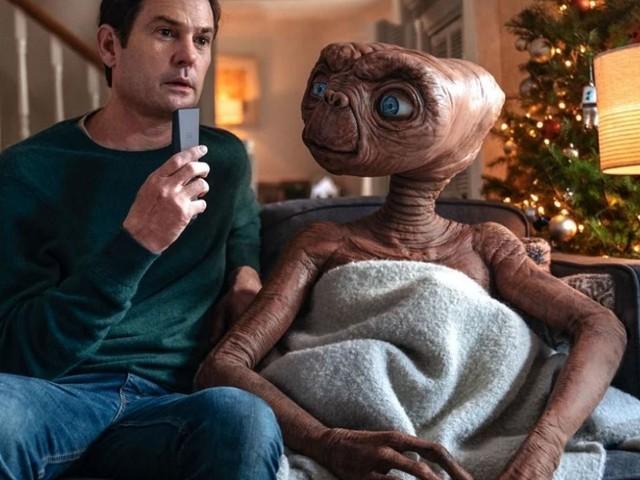 [Zone 42] 37 ans après, Eliott et E.T. sont de nouveau réunis dans une pub pour Thanksgiving !