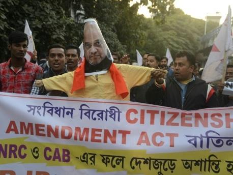 Inde: nouvelles manifestations contre la loi sur les réfugiés