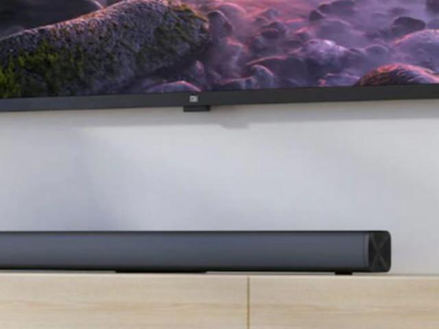 Bon plan : la barre de son pour télévision Xiaomi Mijia Redmi à prix cassé !