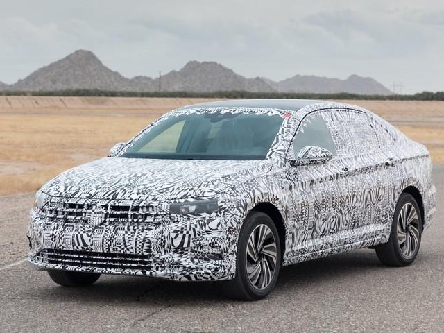 Première canadienne : Volkswagen Jetta 2019, enfin, un style dynamique!