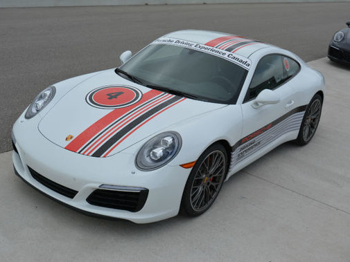 Dompter la vitesse à bord d'une Porsche