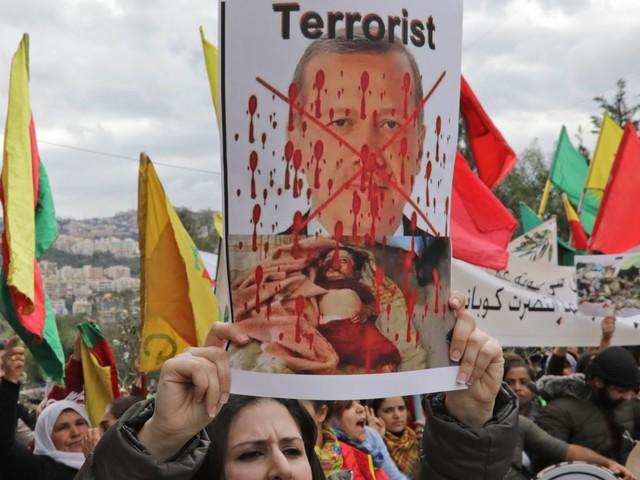 Nord de la Syrie: La nouvelle guerre de l'empire global...