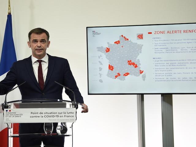 Nouvelles zones rouges, fermeture des bars et restaurants à Marseille, Paris en état d'alerte renforcée : les annonces d'Olivier Véran