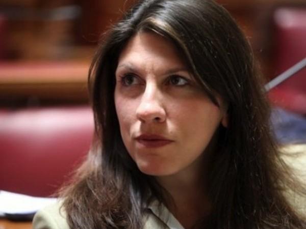 Lettre ouverte de l'ex-présidente du parlement grec au cinéaste Costa-Gavras
