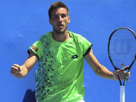 Tennis - ATP - Moscou - Damir Dzumhur remporte le tournoi de Moscou