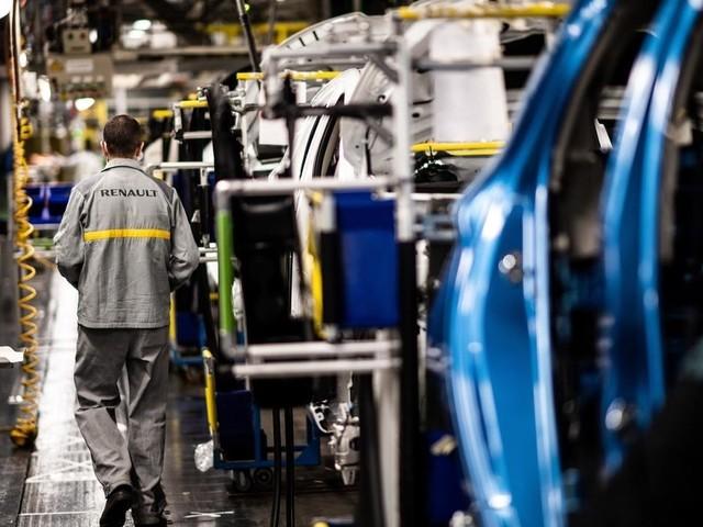 Emmanuel Macron dévoile un plan de soutien à la filière automobile