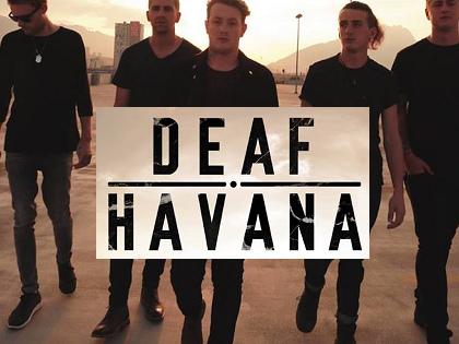 Interview : Deaf Havana