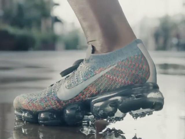 Nike dévoile un spot à couper le souffle
