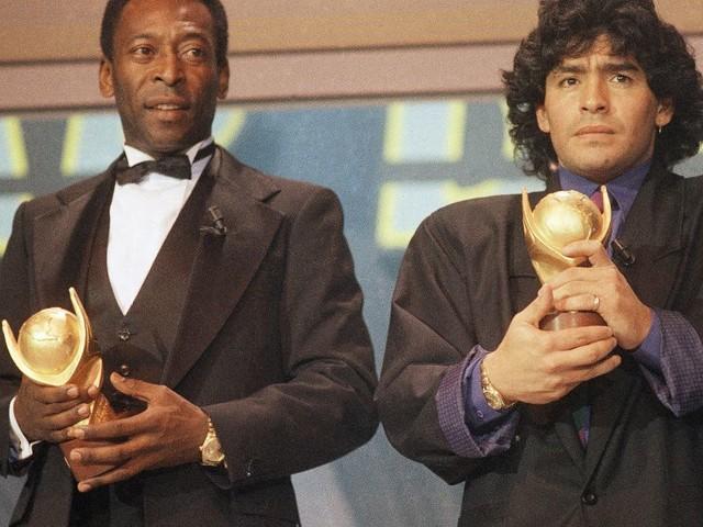 Mort de Diego Maradona: Pelé, Messi et Cristiano Ronaldo lui rend hommage