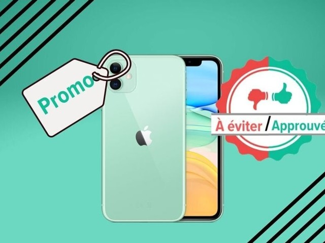 Avant le Black Friday, l'iPhone 11 en promo sur Amazon est un bon plan?