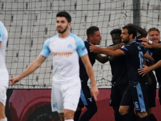 Ligue Europa : Dépassé par la Lazio, l'OM dit presque adieu à la qualification