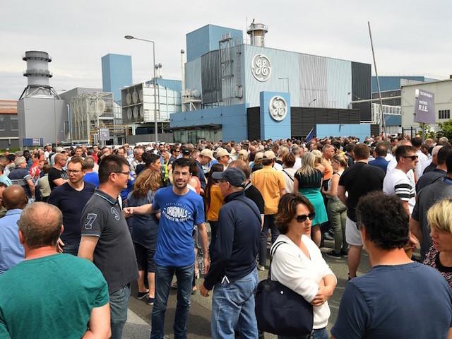 Info Marianne : les salariés de General Electric Belfort portent plainte contre l'Etat français