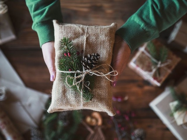3 idées cadeaux et déco pour un Noël plus écolo (et beaucoup moins cher)