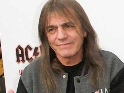 AC/DC : décès du guitariste Malcolm Young