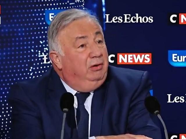 """Pour Gérard Larcher """"il n'y a plus de réforme des retraites"""""""