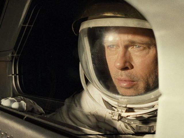 """Dans """"Ad Astra"""", Brad Pitt voit son image de héros anéantie"""