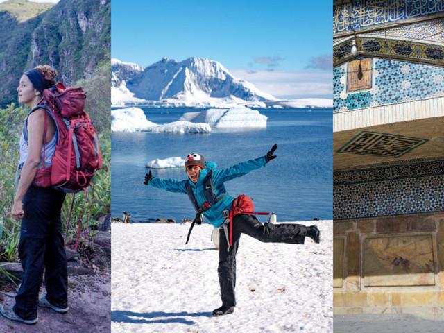 """""""Les Voyageuses"""", le groupe Facebook marocain dédié au voyage au féminin"""