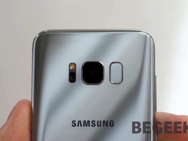 Le Samsung Galaxy S8 pourrait ne pas bénéficier d'Android 10