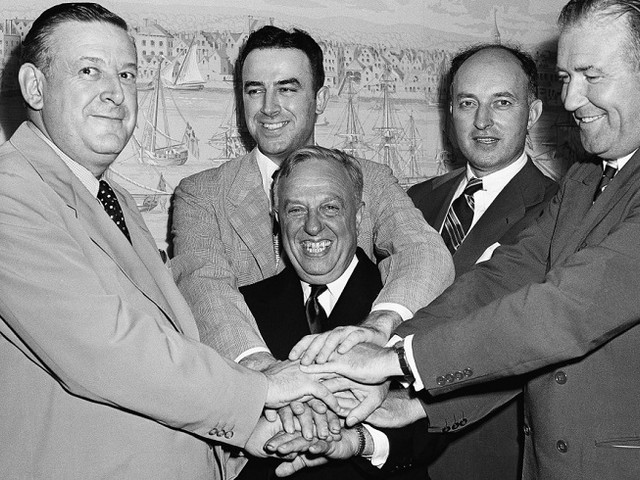 3 Août 1949, la BAA et la NBL fusionnaient pour former la NBA