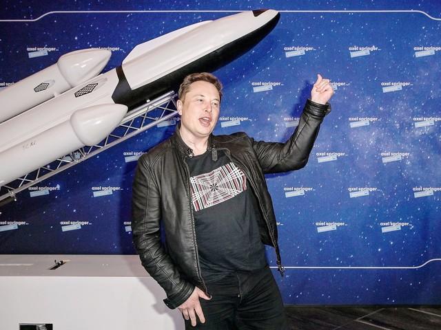 Elon Musk, le trublion