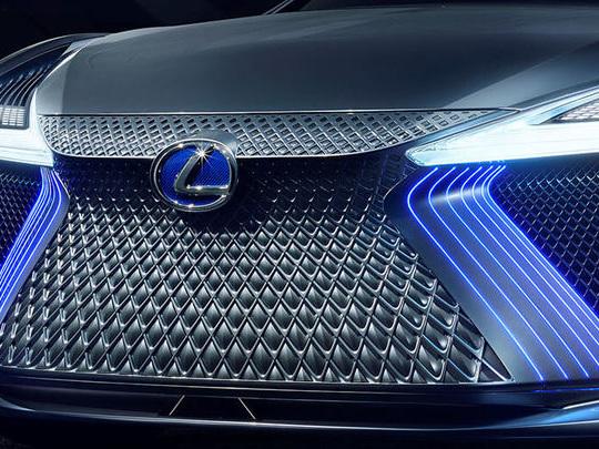 Lexus dévoilera sa première électrique en fin d'année, sous la forme d'un concept
