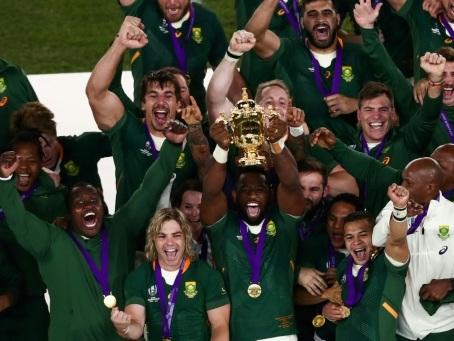 Kolisi avec la Coupe du monde, une sacrée étape dans l'intégration des Noirs chez les Springboks